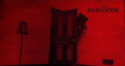 "O Design em ""The Babadook"""