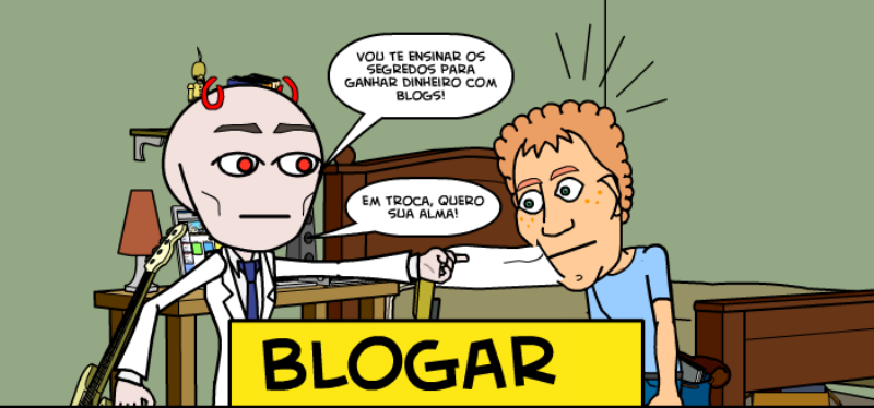 Blogar