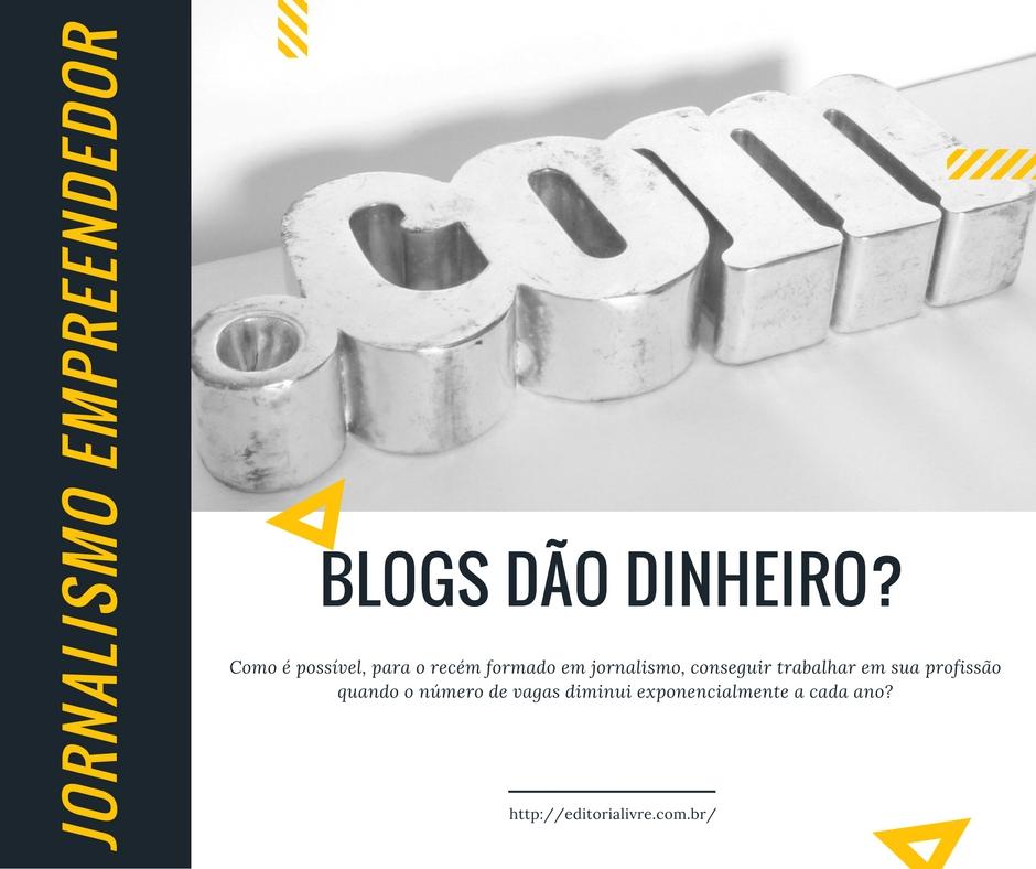 Jornalismo empreendedor #PEDAblogBr