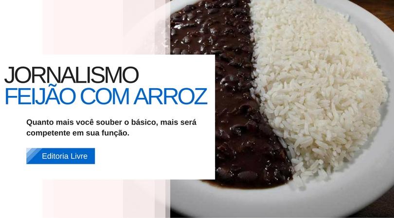 Jornalismo Feijão com Arroz: Drops Editoria Livre
