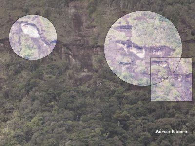 Alienígenas podem ter deixado gravuras milenares no Maciço da Juréia
