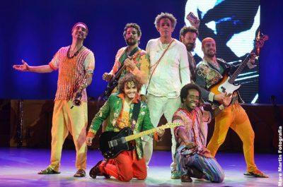 Gilberto Gil, Aquele Abraço – O Musical