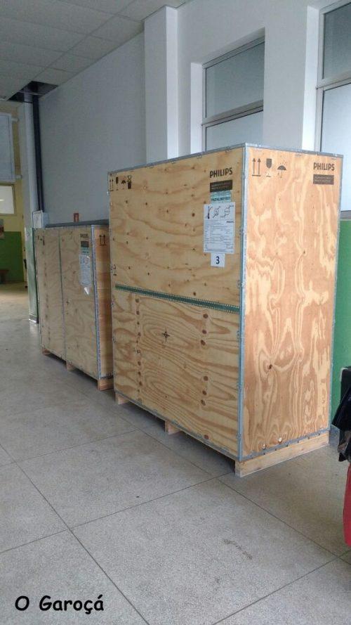 Mamógrafo entregue em fevereiro nunca foi utilizado pela Prefeitura de Peruíbe