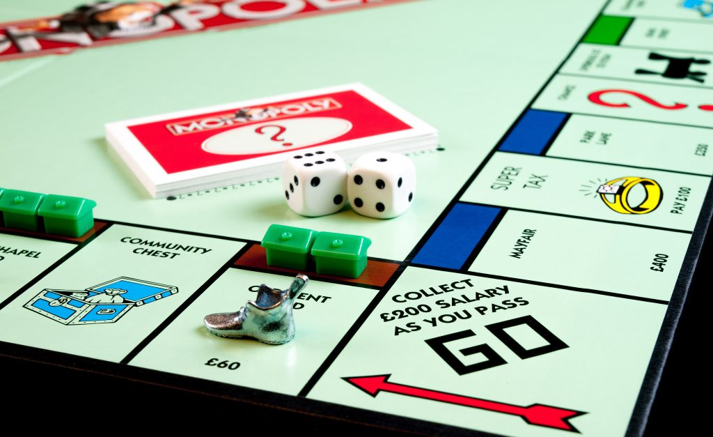 Monopoly - William Warby.