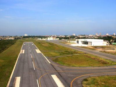 Aeroporto do Litoral Sul vai receber mais de R$ 15 milhões