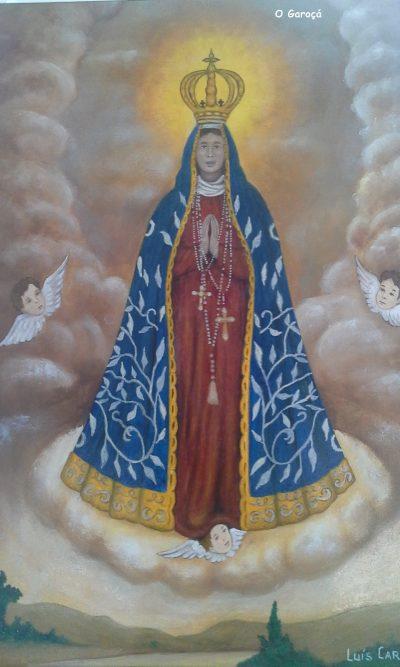 Exposição na Igreja matriz reúne padroeiras da América Latina