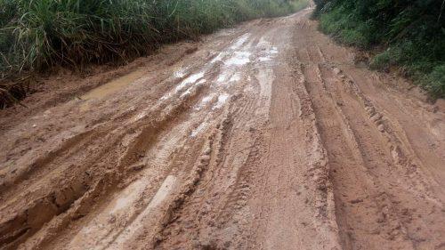 Sem dinheiro, Prefeito diz que obras na Estrada do Una  custam R$ 10 milhões