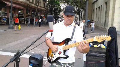 O músico Willian Lee precisa da sua ajuda