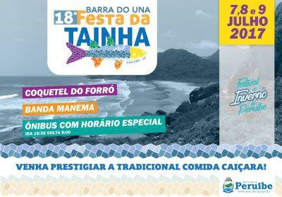 Tradição: Barra do Una realiza a 18ª Festa da Tainha