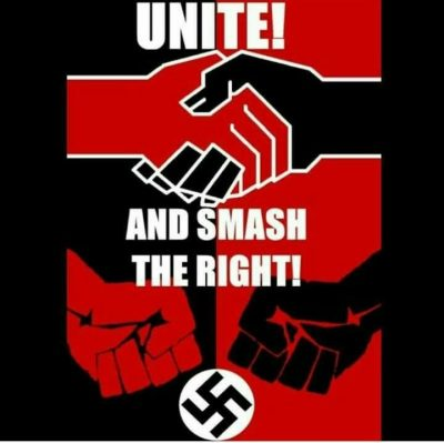 Nacionalistas e s seus amigos da extrema direita