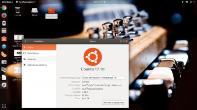 Novidades do Ubuntu 17.10