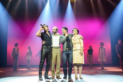 """""""2 Filhos de Francisco"""" se transforma em teatro musical"""