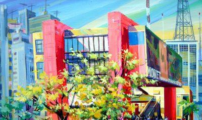 Mostra com pinturas de São Paulo celebra seus 464 anos