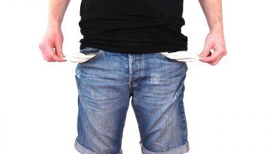 A inflação cai, mas a população segue prejudicada