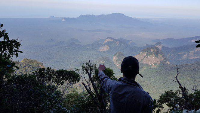 Parte 1: Confira o relato da aventura inédita rumo ao pico mais alto da Serra dos Itatins