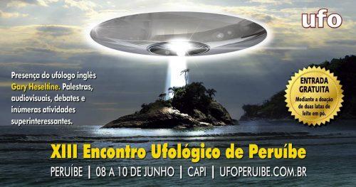 Peruibe realiza o 13º Encontro Ufológico. Veja a programação e relembre alguns casos