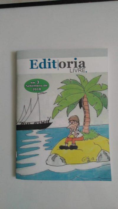 Revista Editoria Livre terceira edição