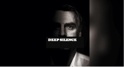 Silêncio profundo ou o poder do silêncio.