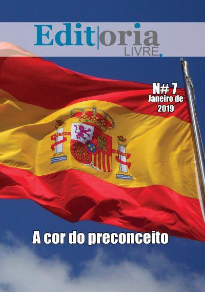 Sétima edição da revista Editoria Livre