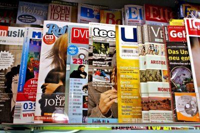 Aprendendo com as revistas