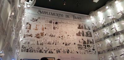 """Uma viagem pela história das HQs na exposição """"Quadrinhos"""""""