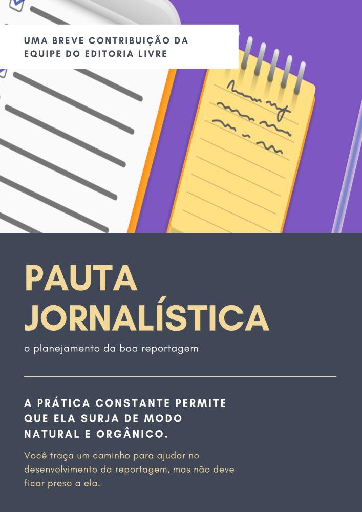 Pautas jornalísticas