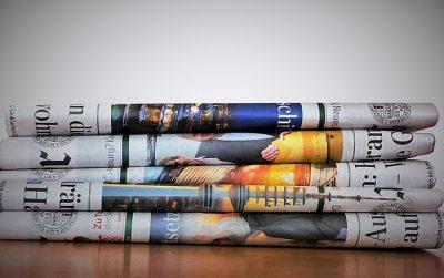 A importância do arquivo jornalístico (clipping)