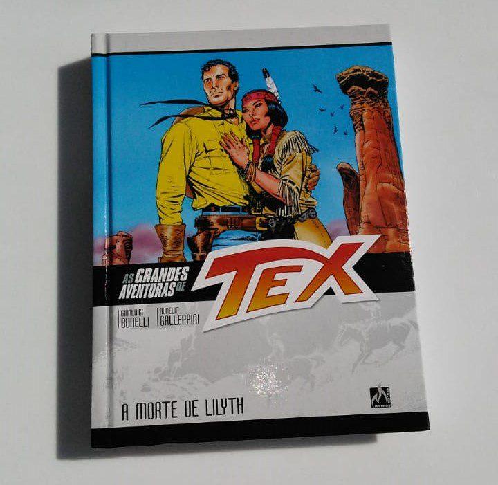 As aventuras de Tex 01