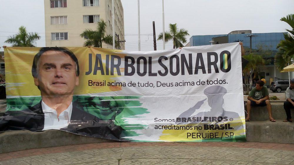 Número de manifestantes pró-Bolsonaro cai em comparação ao período eleitoral