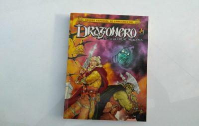Dragonero, uma publicação para o fãs de fantasia e RPG