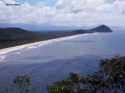 Bolsonaro defende a anulação do decreto que criou a Estação Ecológica da Juréia