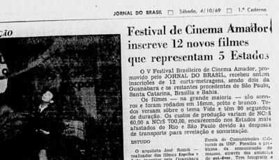 Há 50 anos: Filme gravado em Peruíbe é lançado em Festival de cinema amador