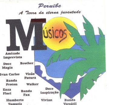 """Músicos de Peruíbe 1: Brother canta """"Banana"""", em 1996"""