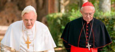 Dois Papas retrata o encontro de duas visões distintas dentro da Igreja Católica