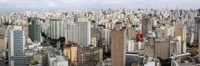 Morando em São Paulo