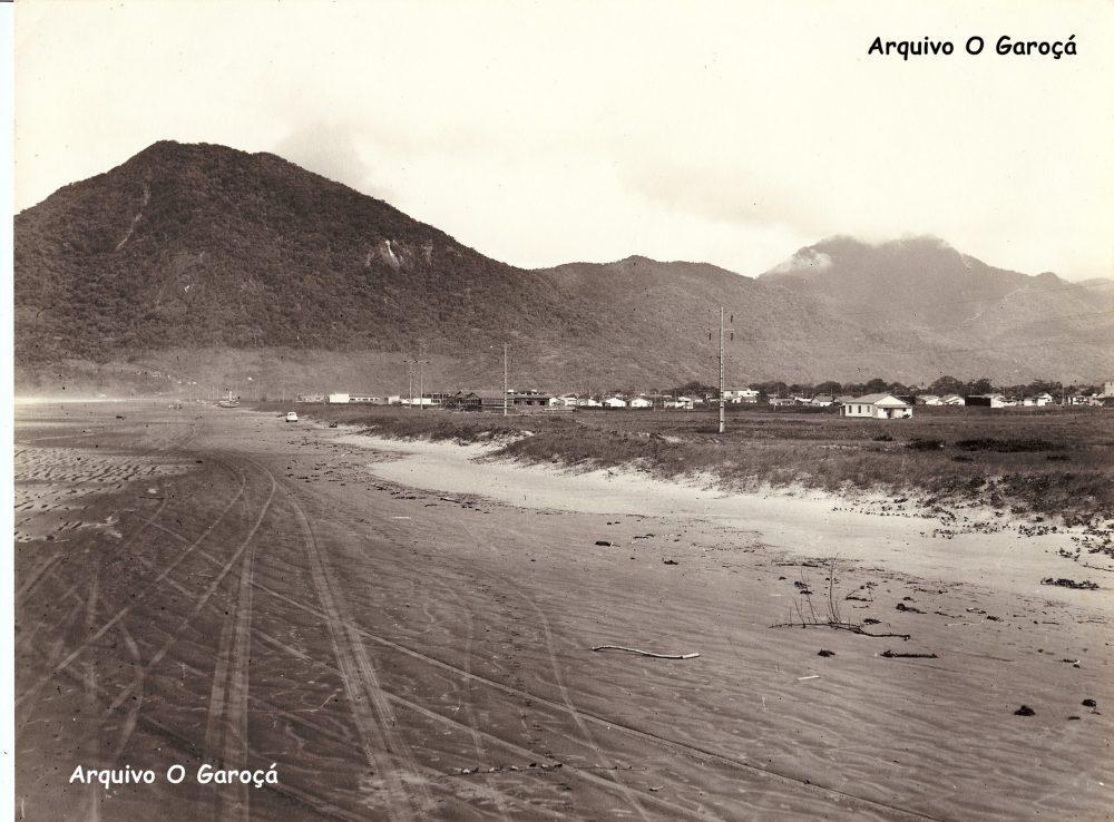 Praia e Morro Itatins