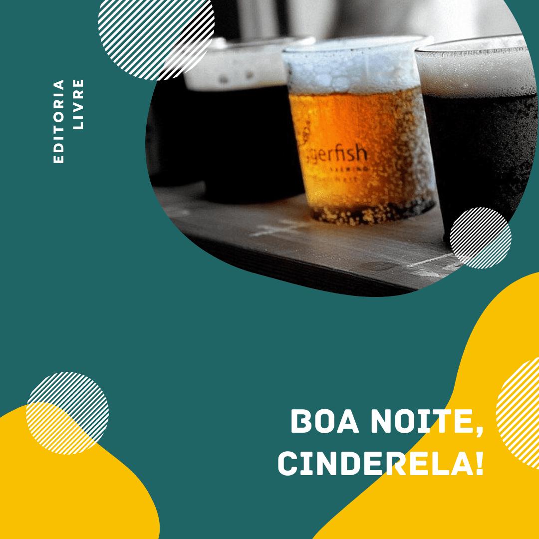 Podcast Editoria Livre 01 – Boa noite, Cinderela