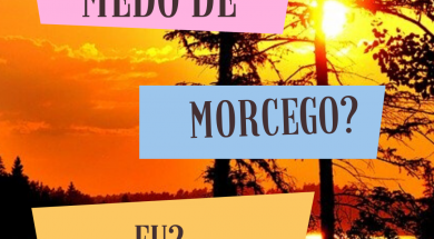 capa do podcast Medo de morcego? Eu?