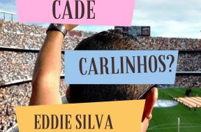Capa podcast Cadê Carlinhos?, mais um episódio do Editoria Livre