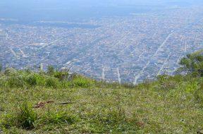 Vista aérea de Peruíbe