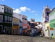 Cidade de Salvador BA