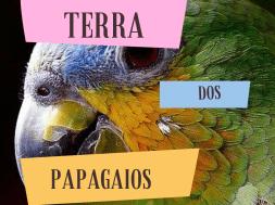 capa do podcast Terra dos papagaios – Editoria Livre