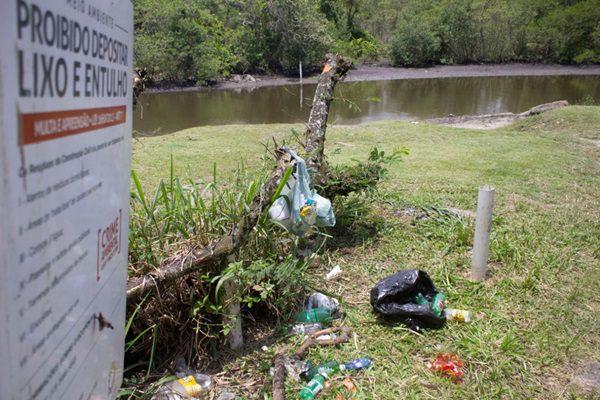 ONG faz estudos nos manguezais da região e apresenta os primeiros resultados