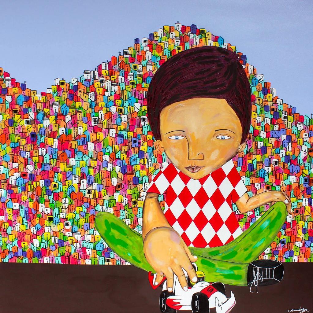 Ricardo Negro: a arte que encanta