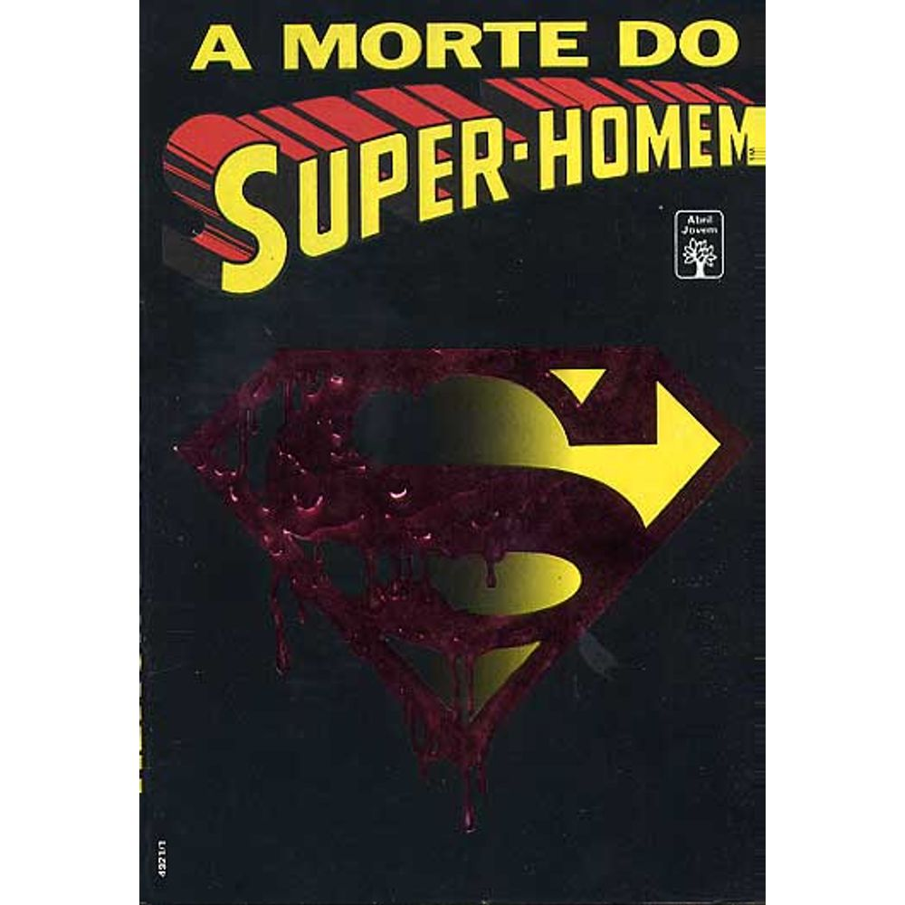 Resenha: A Morte do Super-Homem