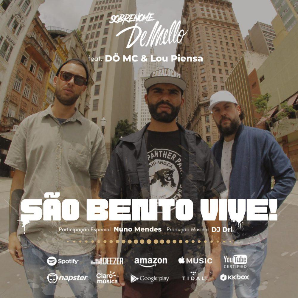 Artista lança, nesta sexta (14), single inspirado no berço do hip hop paulistano