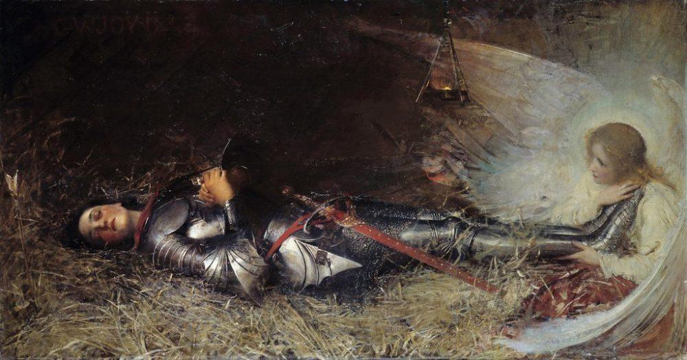 Joana D'Arc: mulher e guerreira