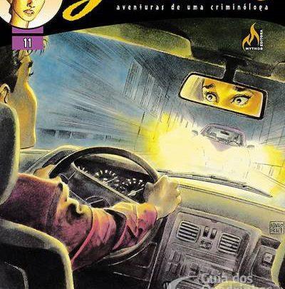 Resenha: Júlia, Aventuras de Uma Criminóloga 11 – Repouso Eterno