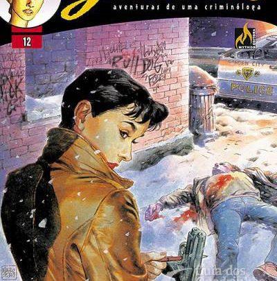 Resenha: Júlia, Aventuras de Uma Criminóloga 12 – Amor e Dinheiro