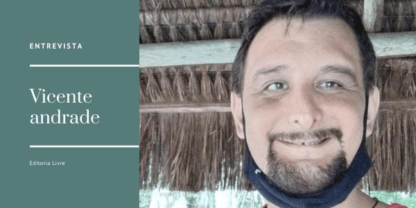 Entrevista com o jornalista Vicente Andrade